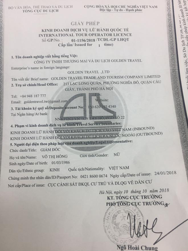 Lộ diện công ty đưa 152 khách Việt mất tích đi Đài Loan: Một công ty chui, một công ty vừa được cấp giấy phép - Ảnh 2.