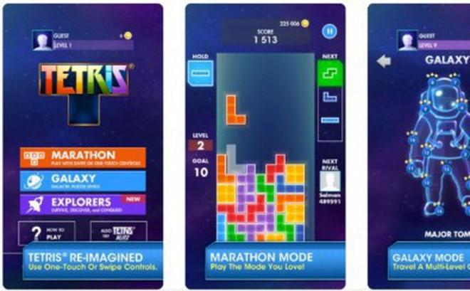 5 trò chơi gắn bó với tuổi thanh xuân của nhiều người có thể tải về miễn phí trên smartphone