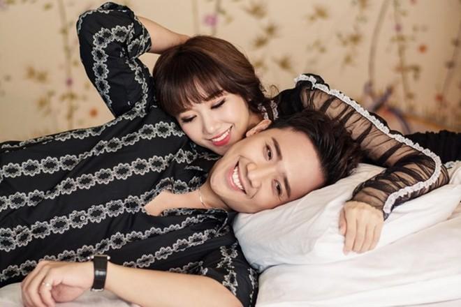 Vì sao Trấn Thành - Hari Won từ cặp đôi bị dị nghị bỗng trở nên hot nhất làng giải trí Việt? - Ảnh 1.