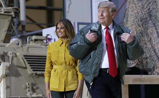 Chỉ thăm Iraq 3 giờ đồng hồ, ông Trump cùng lúc vi phạm cả pháp luật của Mỹ lẫn Iraq?