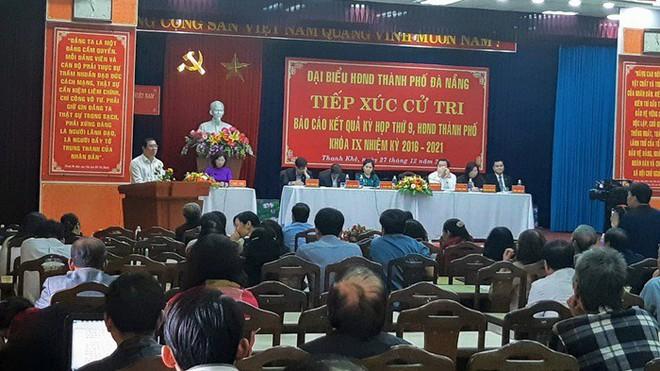 Chủ tịch Đà Nẵng giải thích bị kỷ luật vì 3 vi phạm nhưng vẫn tại vị - Ảnh 1.