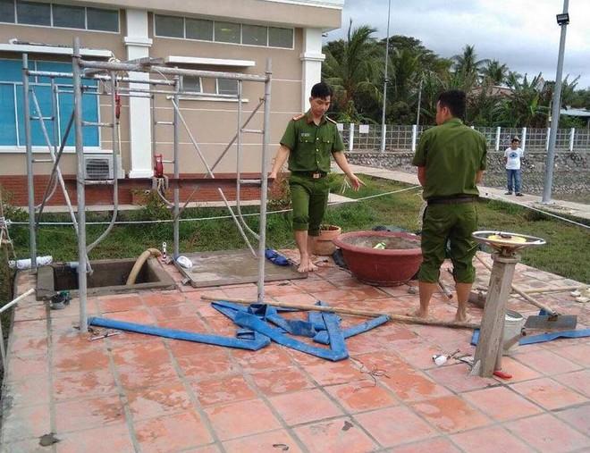 4 công nhân ngạt khí tử vong tại Nhà máy nhiệt điện Duyên Hải - Ảnh 1.