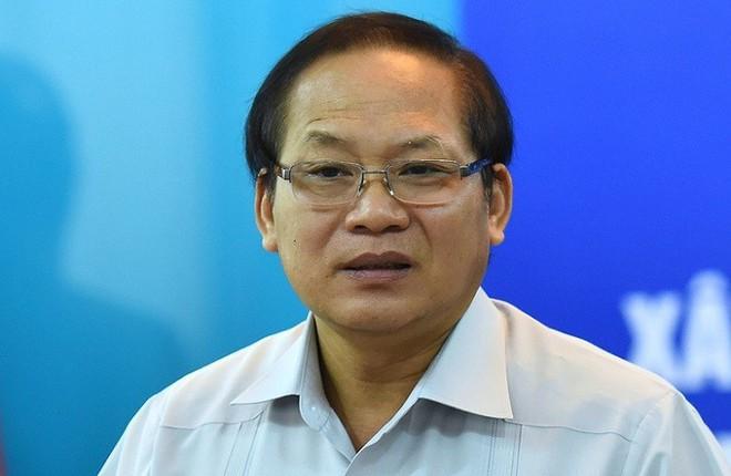 5 Ủy viên Trung ương Đảng đương nhiệm bị kỷ luật - Ảnh 5.