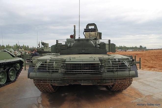 [ẢNH] Chiến tăng bay T-80BVM Nga trang bị đạn Uranium nguy hiểm cỡ nào? - Ảnh 14.