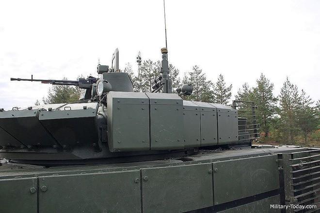 [ẢNH] Chiến tăng bay T-80BVM Nga trang bị đạn Uranium nguy hiểm cỡ nào? - Ảnh 15.