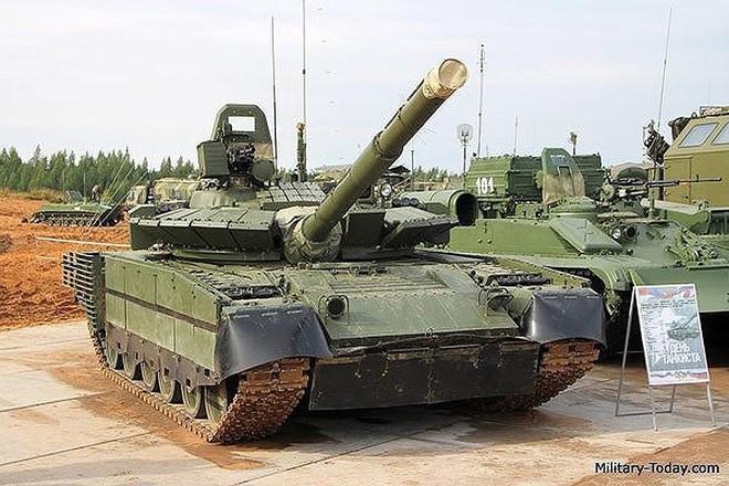 [ẢNH] Chiến tăng bay T-80BVM Nga trang bị đạn Uranium nguy hiểm cỡ nào? - Ảnh 20.