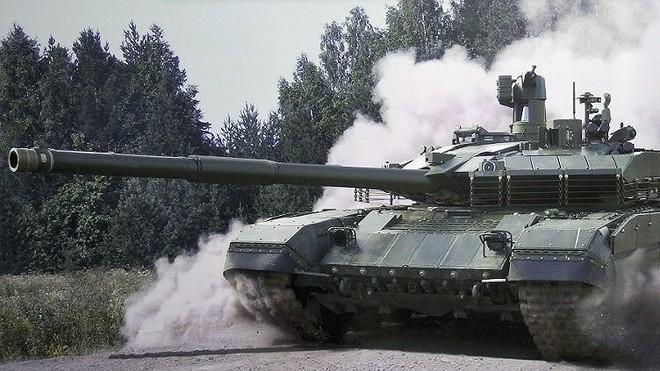 [ẢNH] Chiến tăng bay T-80BVM Nga trang bị đạn Uranium nguy hiểm cỡ nào? - Ảnh 22.