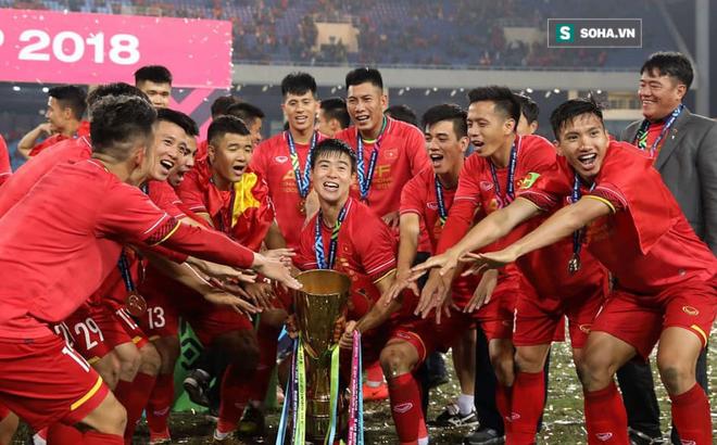 Báo châu Á: Người hâm mộ Việt Nam không thể đòi hỏi gì hơn với 3 chiến tích thần kỳ