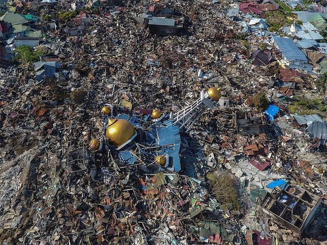 Thế giới năm 2018 qua những bức ảnh chụp từ trên cao - Ảnh 4.