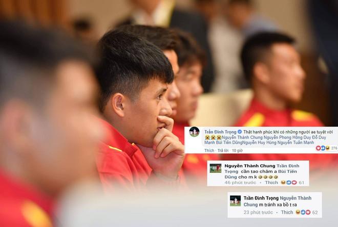 Phát hiện thú vị khiến fan bật cười ở danh sách tuyển Việt Nam dự Asian Cup 2019 - Ảnh 6.
