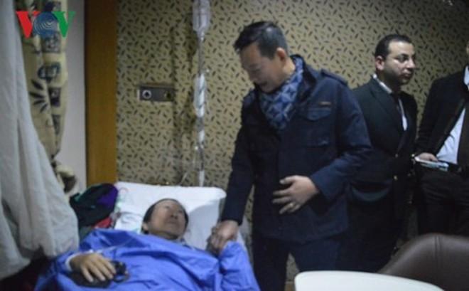 Việt Nam yêu cầu phía Ai Cập truy tìm và trừng trị thích đáng thủ phạm khiến 3 công dân VN thiệt mạng