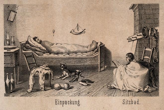 Chuyện đi tắm cũng có lịch sử đen tối: Được sử dụng như một kiểu tra tấn để chữa bệnh tâm thần - Ảnh 5.