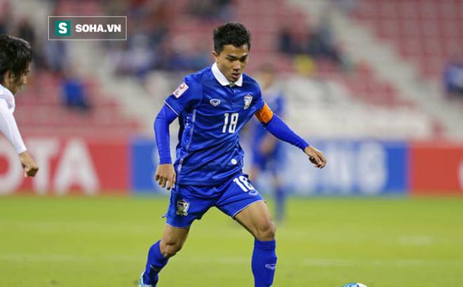 """Bỏ lỡ AFF Cup song """"Messi Thái"""" lại giật danh hiệu làm cầu thủ Việt Nam phải ngưỡng mộ"""