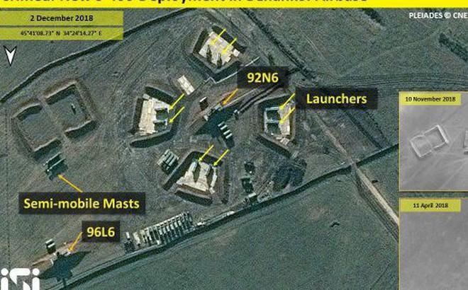 Tên lửa S-400 Nga ở Crimea: Bí mật thế trận phòng thủ chưa từng được công bố