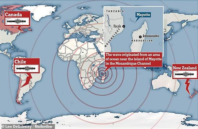 Bí ẩn hiện tượng địa chấn rung chuyển cả hành tinh trong 20 phút đã có lời giải - Ảnh 1.