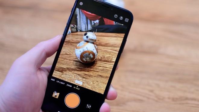 Ứng dụng cho phép bạn chỉnh tay để chụp ảnh đẹp hơn với iPhone - Ảnh 1.