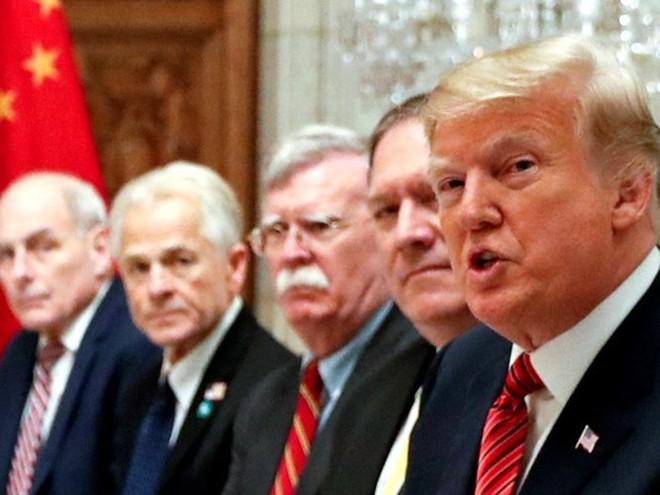 Hội đàm Donald Trump – Tập Cận Bình, hai nước nói về kết quả khác nhau - Ảnh 6.