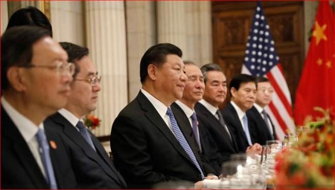 Hội đàm Donald Trump – Tập Cận Bình, hai nước nói về kết quả khác nhau - Ảnh 8.