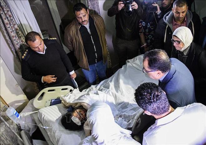 Nạn nhân vụ đánh bom khủng bố ở Ai Cập sắp bay về Việt Nam - Ảnh 2.