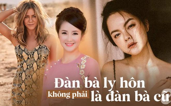 Hồng Nhung, Phạm Quỳnh Anh, Jennifer Aniston... hay câu chuyện về người đàn bà kiêu hãnh hậu ly hôn của năm 2018