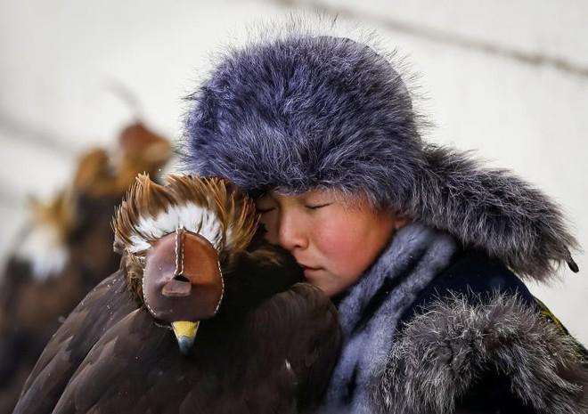 16 bức ảnh về động vật ấn tượng nhất năm 2018 - Ảnh 1.
