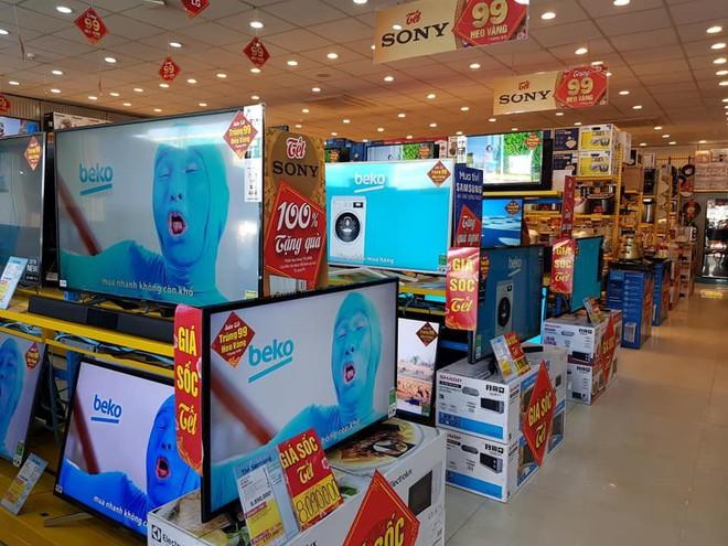 Bên trong cửa hàng Điện máy Xanh mới, không gian tăng gấp 3, doanh thu khủng - Ảnh 2.