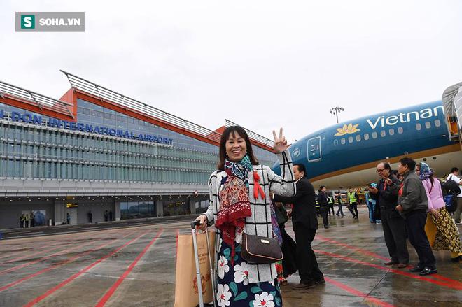 Thủ tướng bấm nút khánh thành sân bay Vân Đồn - Ảnh 16.