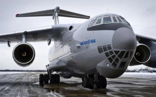 Trầy trật với Il-476, Nga lấy gì để chế tạo bản sao An-124? - Ảnh 2.