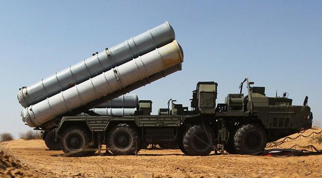 Israel tấn công: PK Syria lúng túng, tên lửa S-300 tránh thiệt hại - Ảnh 4.