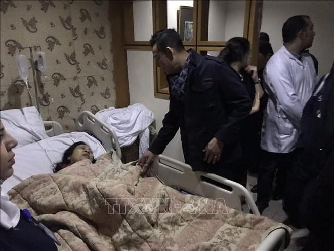 Ngày 31/12, 8 du khách Việt bị nạn trong vụ đánh bom ở Ai Cập sẽ về nước - Ảnh 1.