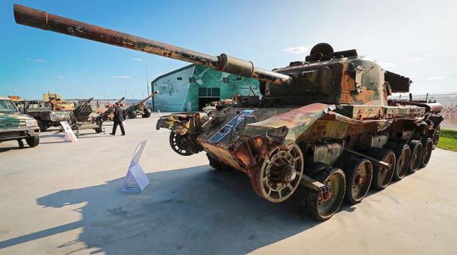 3 vũ khí lạ nhất Nga thu được ở Syria: Có thứ trở thành ác mộng kinh hoàng của Moscow - Ảnh 1.