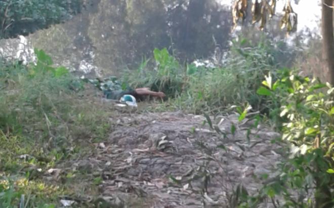 Nghi án thanh niên mặc áo GrabBike bị sát hại cướp tài sản ở vùng ven Sài Gòn