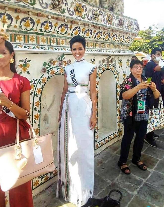 HHen Niê gây chú ý với truyền thông Thái Lan khi chinh chiến tại Miss Universe 2018 - Ảnh 2.