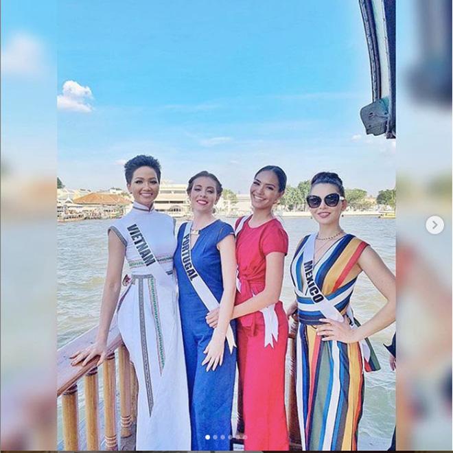 HHen Niê gây chú ý với truyền thông Thái Lan khi chinh chiến tại Miss Universe 2018 - Ảnh 5.