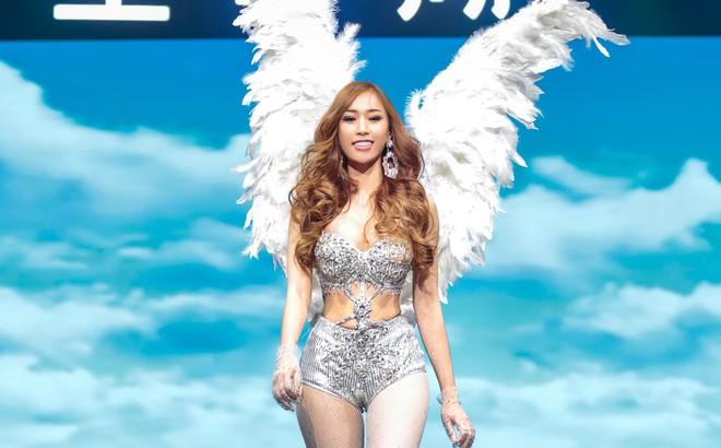 Người đẹp gốc Việt Stella Đào giành vương miện tại Hoa hậu hoàn cầu