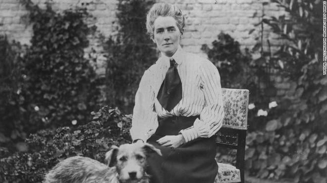 Trang chủ Google 4/12 vinh danh Edith Cavell - Nữ y tá anh hùng thời Thế chiến I - Ảnh 2.