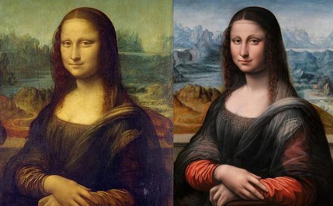Sự thật thú vị: Đâu mới là bản nguyên gốc bức chân dung nàng Mona Lisa của Da Vinci?