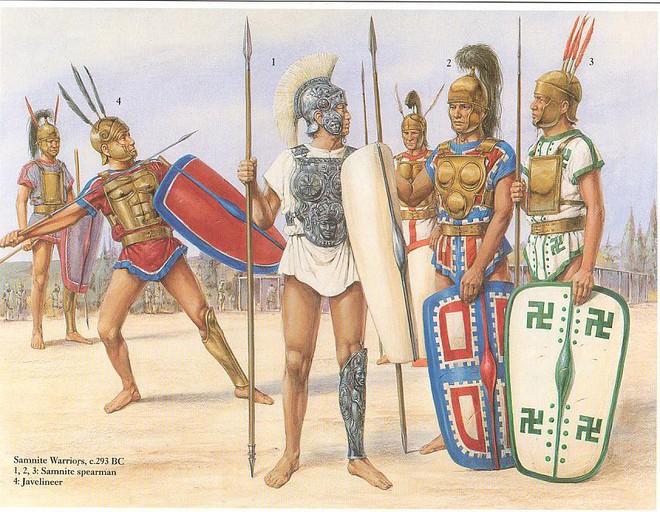 Kẻ thù đáng sợ bậc nhất của La Mã: Gây chiến cả trăm năm, kết cục bị diệt chủng - Ảnh 2.