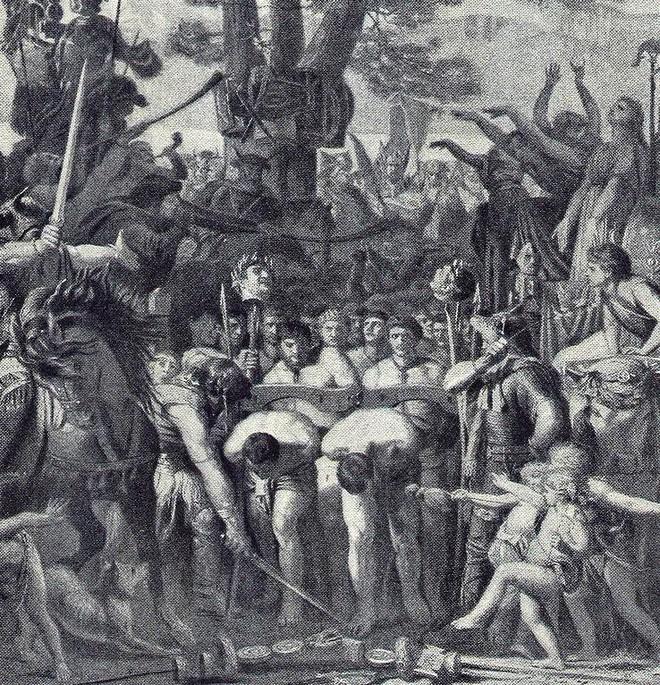 Kẻ thù đáng sợ bậc nhất của La Mã: Gây chiến cả trăm năm, kết cục bị diệt chủng - Ảnh 3.