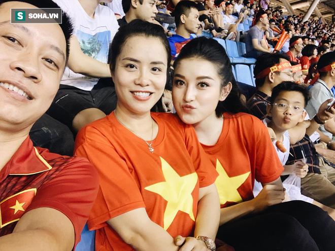 Chỉ ra 2 điểm mạnh của thầy Park, Á hậu Huyền My tiếp thêm liều doping tinh thần cho ĐTVN - Ảnh 1.