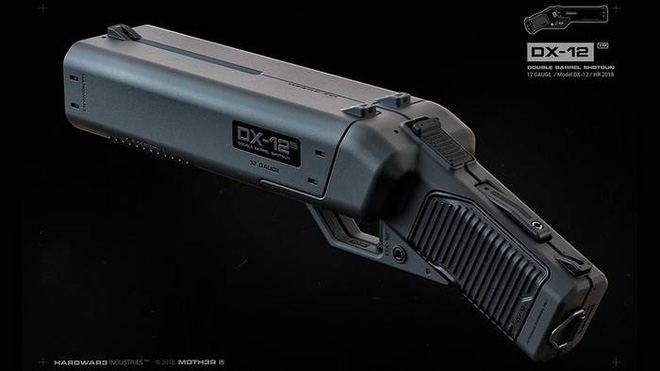 Chiêm ngưỡng Kẻ trừng phạt - mẫu súng shotgun cưa nòng siêu đẹp - Ảnh 2.