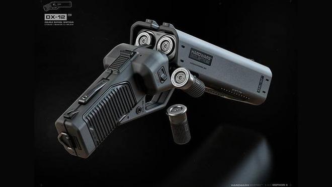 Chiêm ngưỡng Kẻ trừng phạt - mẫu súng shotgun cưa nòng siêu đẹp - Ảnh 3.