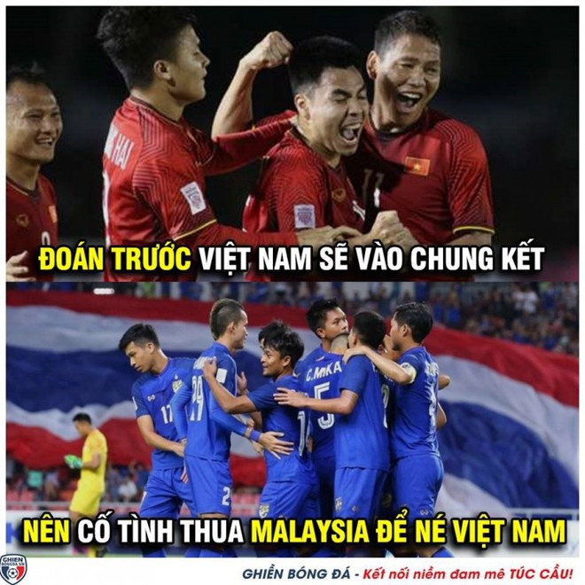 CĐV Việt Nam mừng như Tết, hả hê không tiếc lời chê Thái Lan - Ảnh 5.