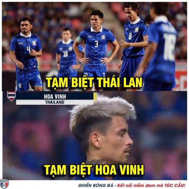 CĐV Việt Nam mừng như Tết, hả hê không tiếc lời chê Thái Lan - Ảnh 6.