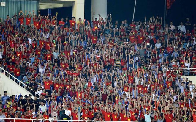 Vượt xa Indonesia, Việt Nam đánh dấu kỷ lục mới tại AFF Cup 2018