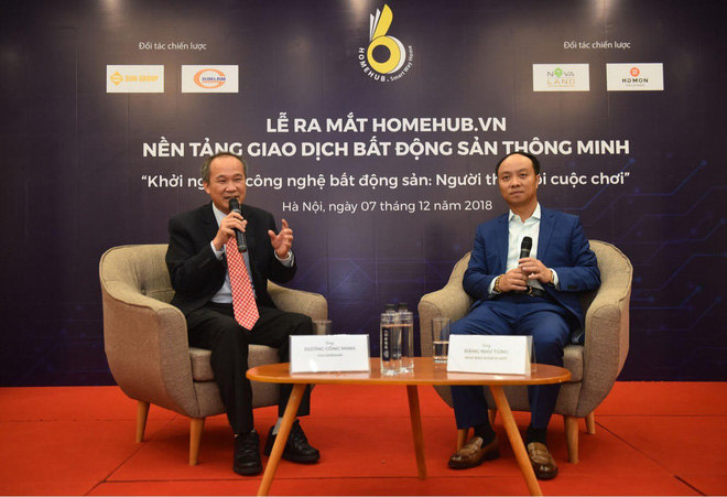 Ông chủ Him Lam Dương Công Minh: Đừng học Him Lam, chúng ta hãy học Vingroup ấy - Ảnh 1.