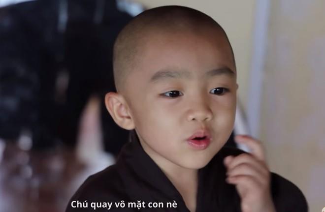 Cuộc sống của 5 chú tiểu bị bỏ rơi, khuất phục Trấn Thành - Trường Giang để thắng 100 triệu  - Ảnh 5.