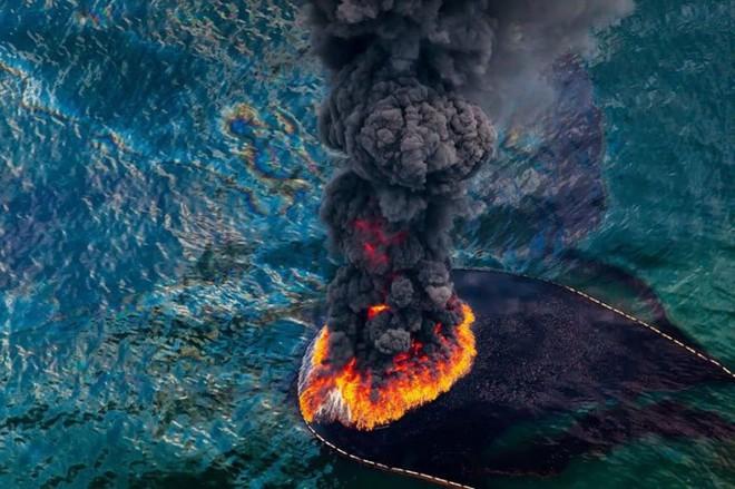 Giật mình 15 bức ảnh tố con người đang rất tàn nhẫn với Trái đất - Ảnh 1.