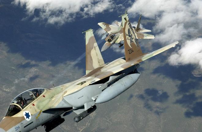 Chiến đấu cơ F-15 Israel bắn hạ 2 tiêm kích MiG của Syria và những khoảnh khắc huy hoàng - Ảnh 2.