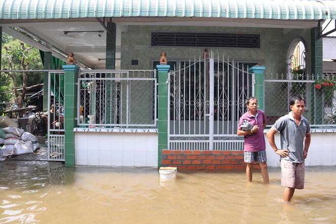 Sở Xây dựng Cần Thơ giải thích việc hễ mưa là ngập - Ảnh 2.